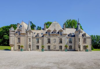 Chateau in Tamerville, France