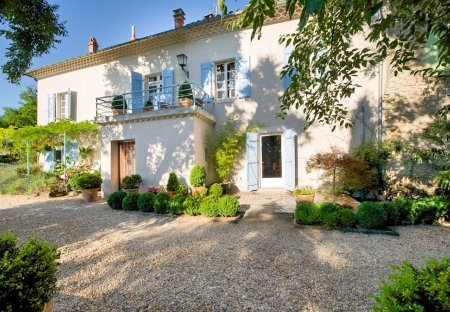 Villa in Sauve, the South of France