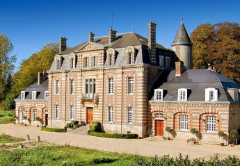 Chateau in Sommesnil, France