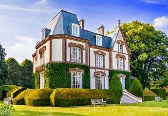 Chateau in Forges-les-Eaux, France