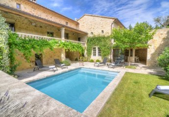 Villa in Bourdic, the South of France
