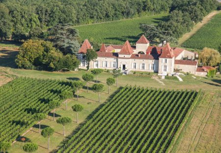 Chateau in Espiens, France
