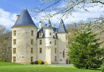 Chateau in Saint-Martory, the South of France: Proprietes de France -  chateau de Saint-Martory (31)