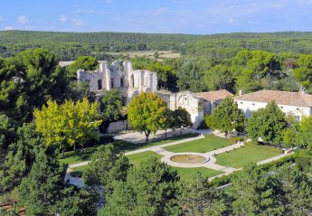 Chateau in Plateau Nord Puyricard, the South of France
