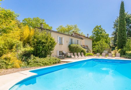 Villa in Verzeille, the South of France