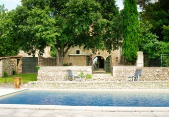 Villa in Lussan, the South of France