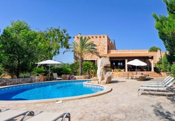 Villa in Golf Vall dOr, Majorca