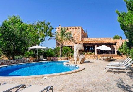 Villa in Golf Vall dOr, Majorca