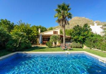 Villa in Puerto Pollensa, Majorca