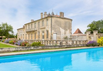 Chateau in Belluire, France