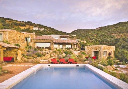 Villa in Porto-Vecchio, France: Corsica - Villa Luna