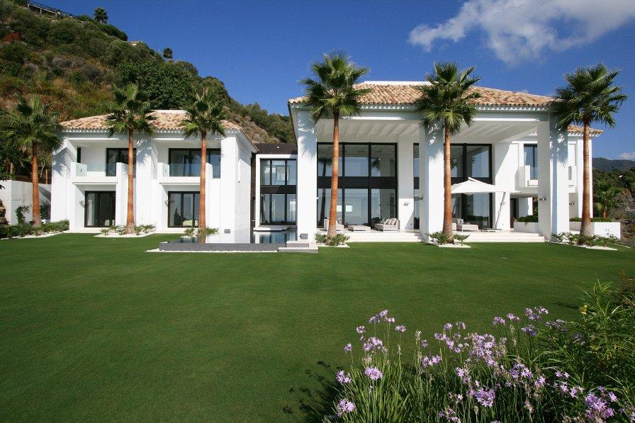 Villa To Rent In La Zagaleta Country Club La Zagaleta