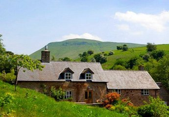Cottage in Gwernyfed, Wales