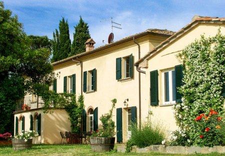 Villa in Marciano della Chiana, Italy