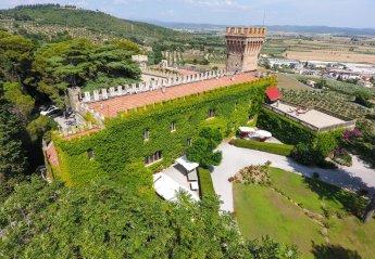 Chateau in Campiglia Marittima, Italy