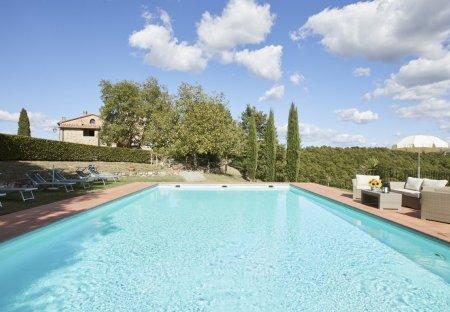 Villa in Radicofani, Italy