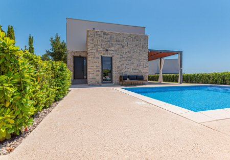 Villa in Tribunj, Croatia