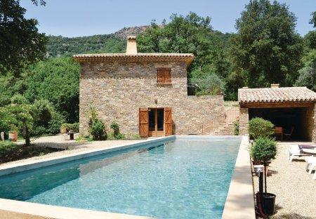 Villa in La Garde-Freinet, the South of France