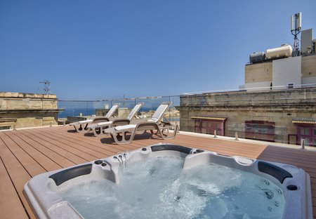 Apartment in Valletta, Malta