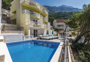 Apartment in Brela, Croatia