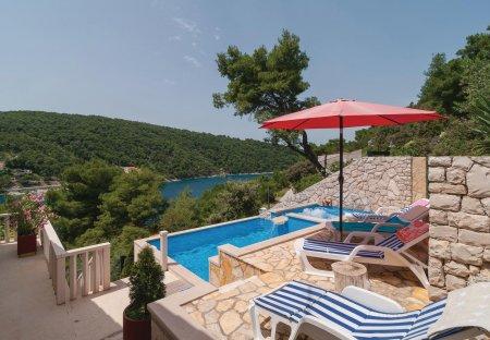 Villa in Pučišća, Croatia: OLYMPUS DIGITAL CAMERA