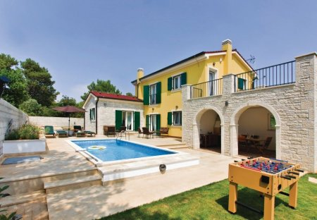 Villa in Medulin, Croatia