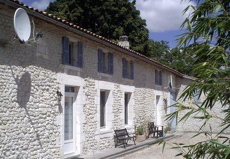 Farm House in Vibrac, France