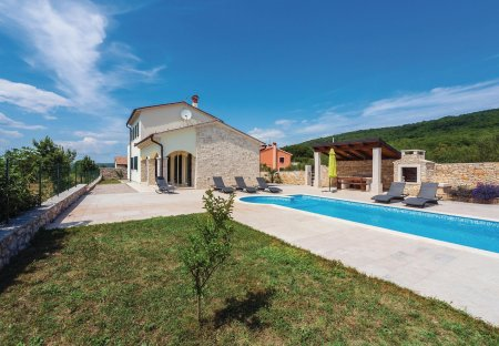 Villa in Brgod, Croatia