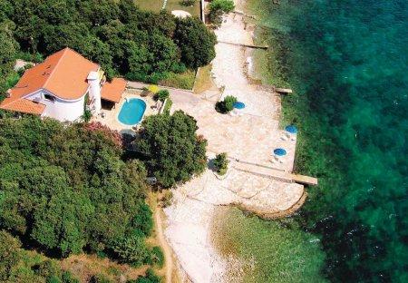 Villa in Kožino, Croatia