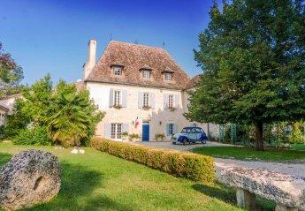 Chateau in Agnac, France