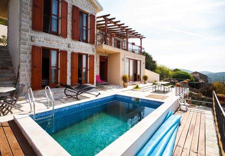Villa in Bigova, Montenegro