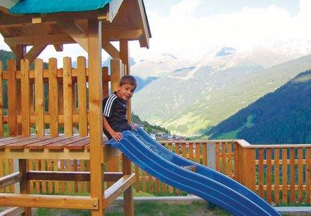 Chalet in Kappl, Austria