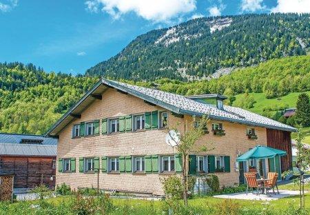 Apartment in Au, Austria