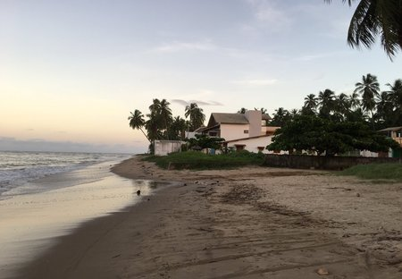 House in Maragogi, Brazil