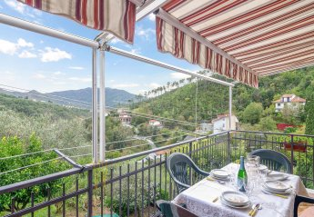 Apartment in Casarza Ligure, Italy