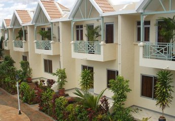 Villa in Mauritius, Flic en Flac Beach