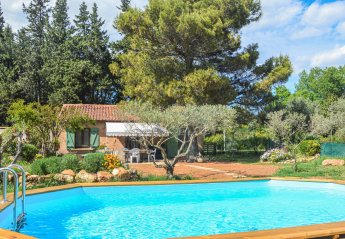Villa in Fontvieille, the South of France