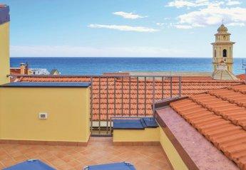 Apartment in Santo Stefano al Mare, Italy