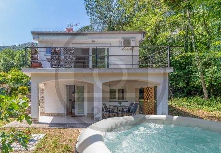 Villa in Tribalj, Croatia