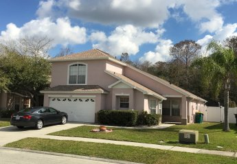 Villa in Prairie Point Blvd, Florida