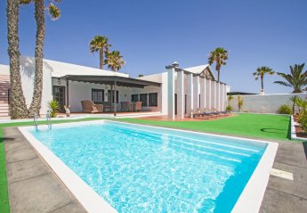 Villa in Spain, Costa Teguise