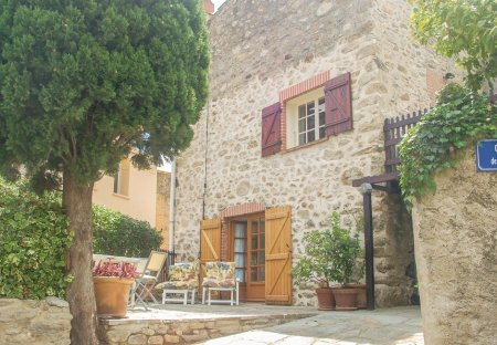 Villa in Villelongue-dels-Monts, the South of France