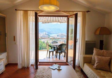 Apartment in Budva Riviera, Montenegro