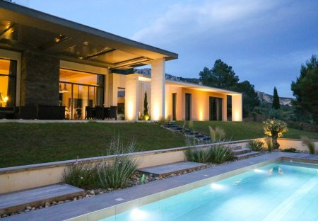 Villa in Vingrau, the South of France