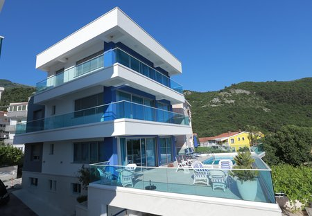 Villa in Budva Riviera, Montenegro