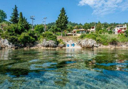 Villa in Perama, Corfu