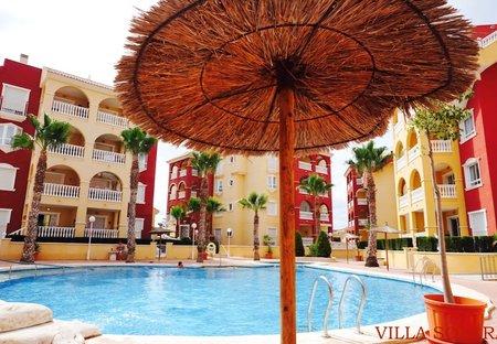 Apartment in Los Alcázares, Spain