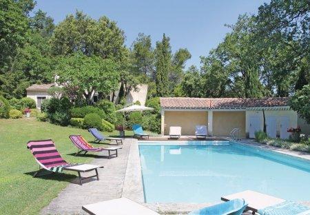 Villa in Saze, the South of France