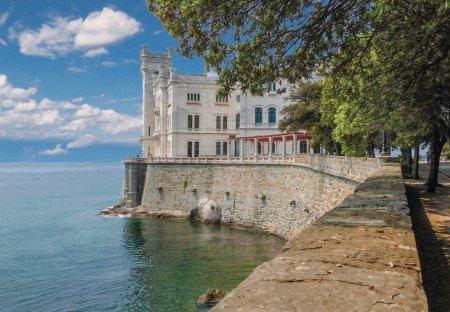 Apartment in Trieste, Italy: