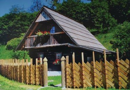Villa in Jamnica, Slovenia